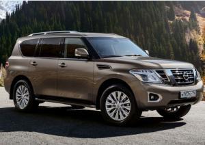Nissan Patrol получит 2500-сильный двигатель