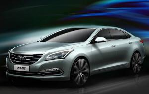 В продажу поступит седан Hyundai Mistra