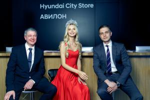 Мисс Россия 2017 Попова получила новенький Hyundai Solaris