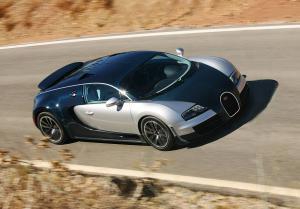 Владельцу Bugatti Veyron насчитали 540 000 рублей транспортного налога