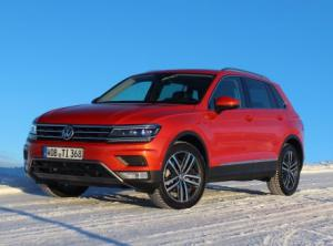 Журналисты раскритиковали Volkswagen Tiguan 2018 года