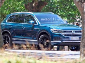 Volkswagen представит внедорожник Teramont для России